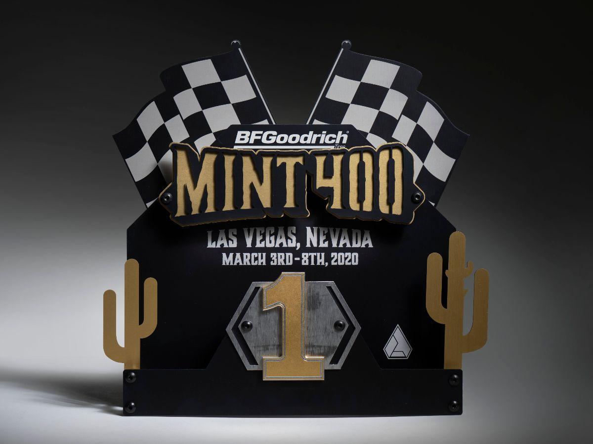 PR Assault Trophies Mint 400 1