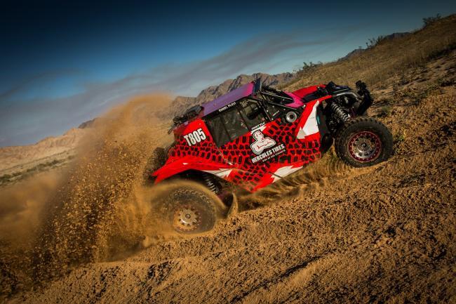 PR Hercules Tires 2020 Mint 400 2