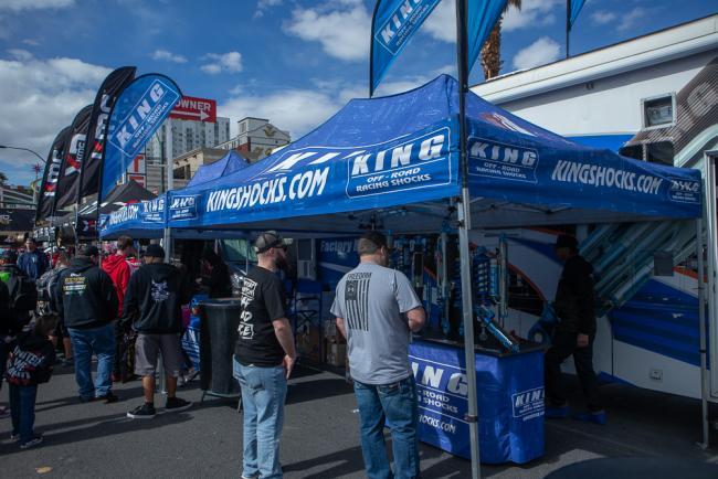 PR King Shocks 2020 Mint 400 2