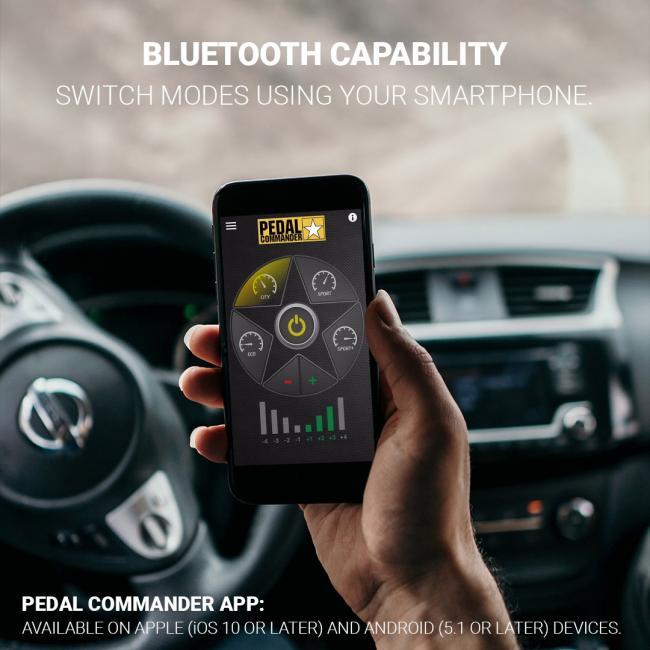 PR Pedal Commander 2020 Mint 400 2