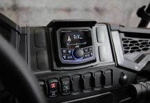 Polaris RZR now ships with JVC JD MR1BTS radio