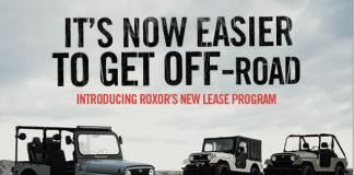 ROXOR Lease Program