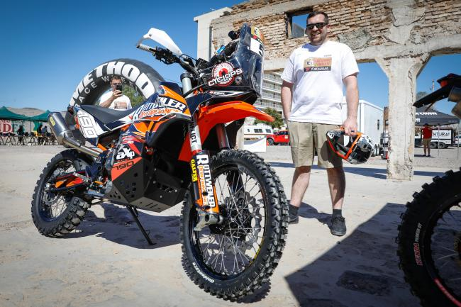 Sonora Rally Tech and Registration 25