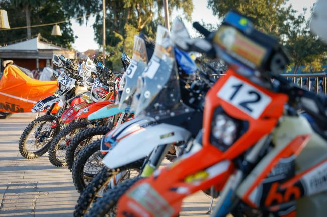 Sonora Rally Tech and Registration 41