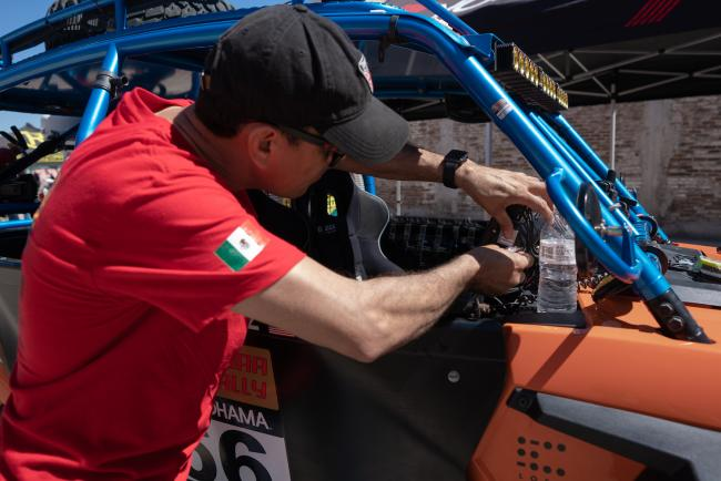 Sonora Rally Tech and Registration 49