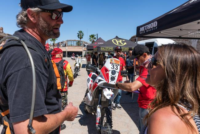 Sonora Rally Tech and Registration 52