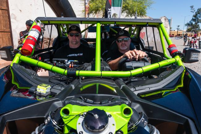 Sonora Rally Tech and Registration 56