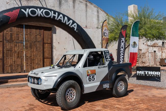 Sonora Rally Tech and Registration 60