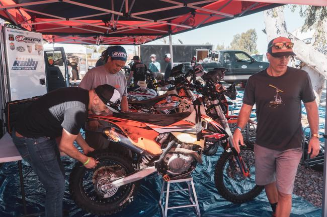 Sonora Rally Tech and Registration 63