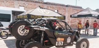 Sonora Rally Tech and Registration 65