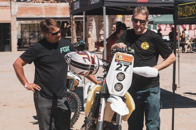 Sonora Rally Tech and Registration 71