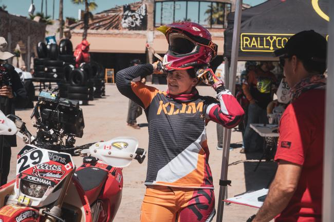 Sonora Rally Tech and Registration 75
