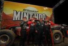 cody parkhouse mint400 podium
