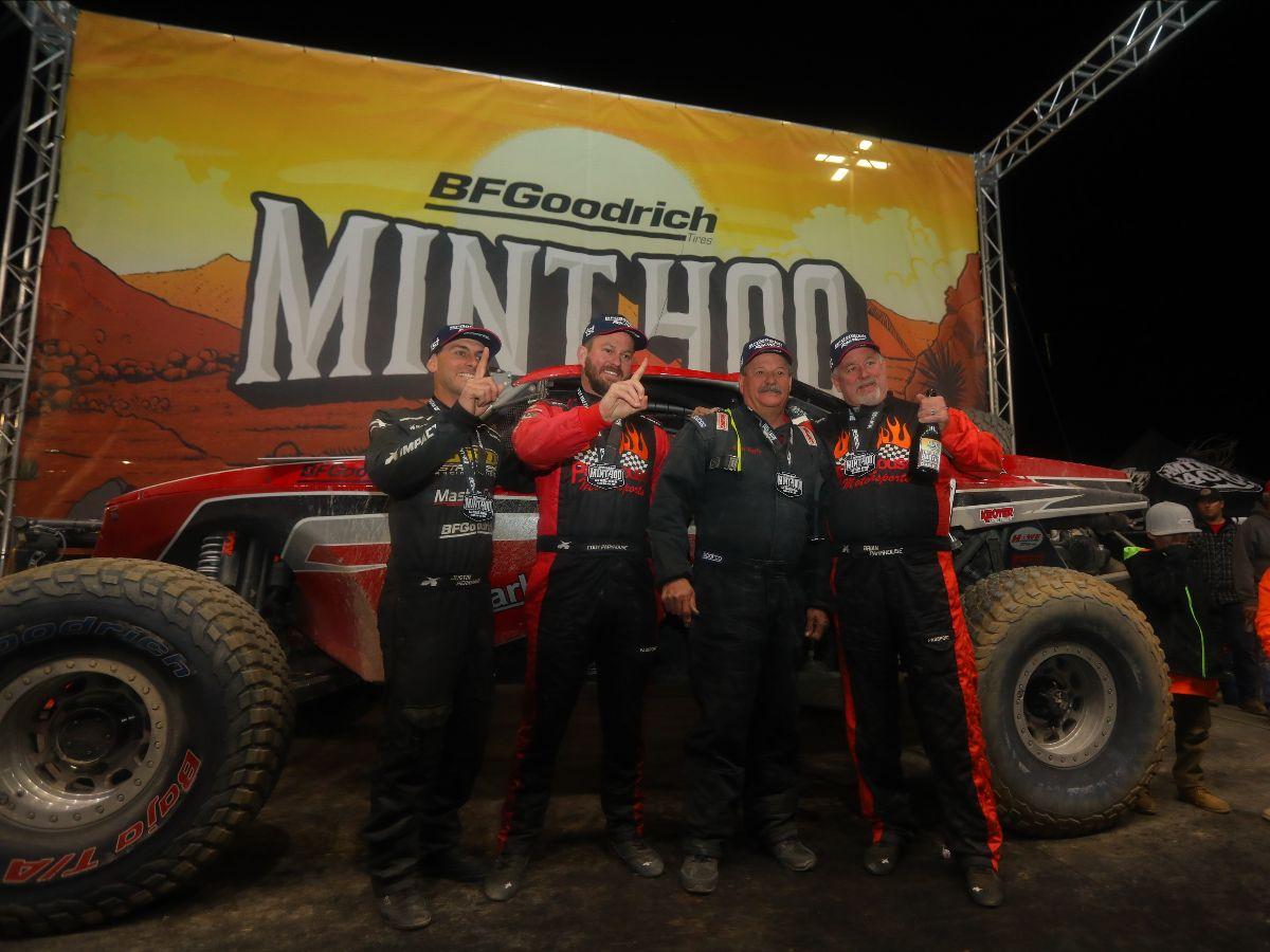 cody parkhouse mint400 podium