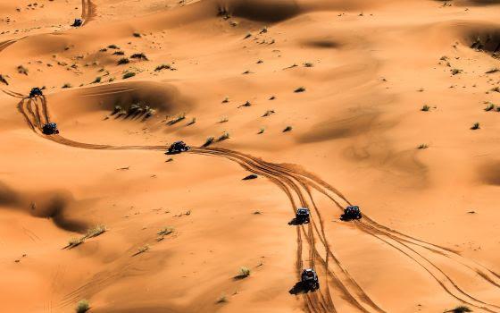merzouga rally dunes 4