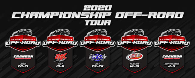 2020 Championship Off Road Tour 3