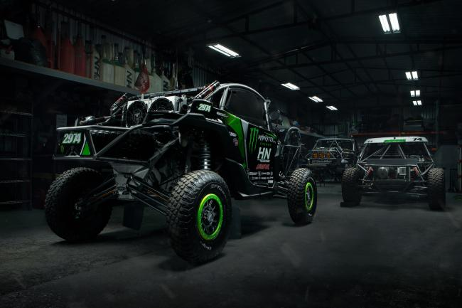 2020 HN Motorsports Can Am X3 UTV Side by side 12