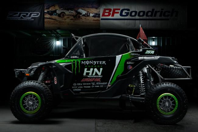 2020 HN Motorsports Can Am X3 UTV Side by side 3