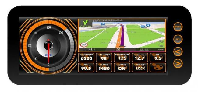 2021 Speed UTV Dash 3