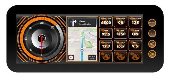 2021 Speed UTV Dash 4