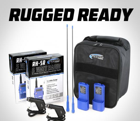 Rugged Ready Pack Social Media
