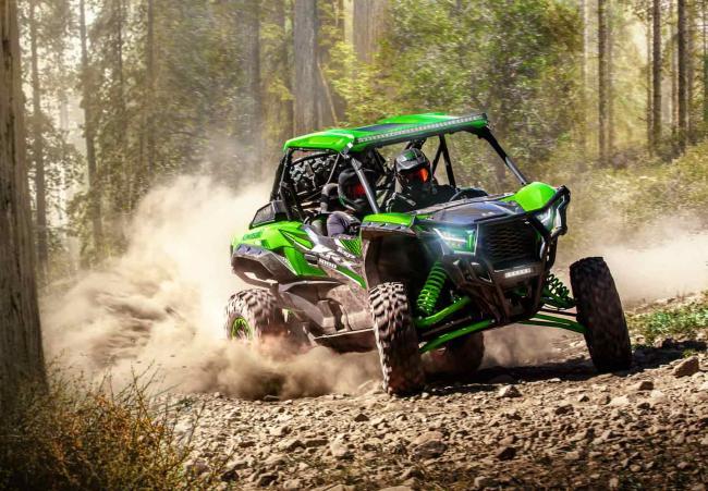 Teryx KRX 1000 woods utv off road