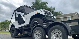 roxo delivers utv underground off road