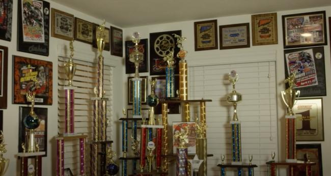 sara price off road trophies