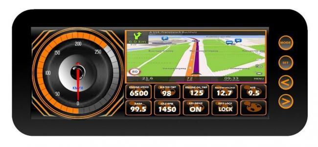 speed UTV dash 2 1