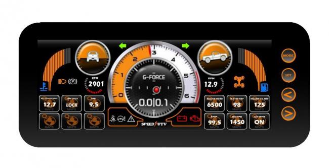 speed UTV dash 3 1