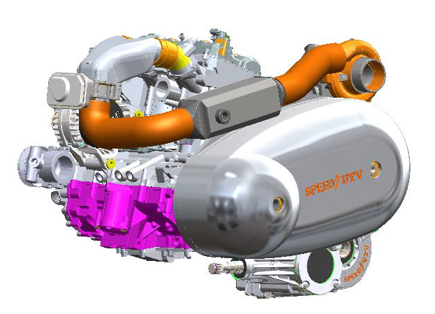 speed UTV engine 1