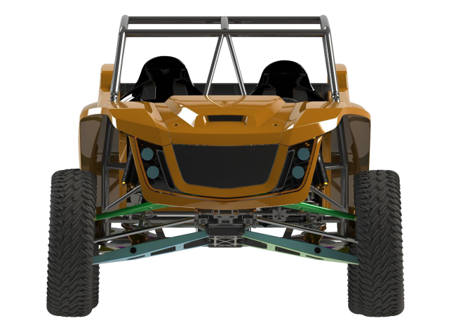 speed UTV from the front 1