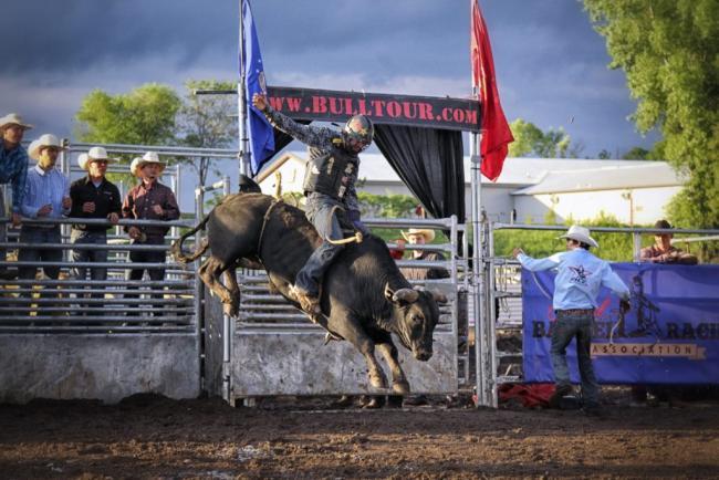 erx off road park off road racer bull riding