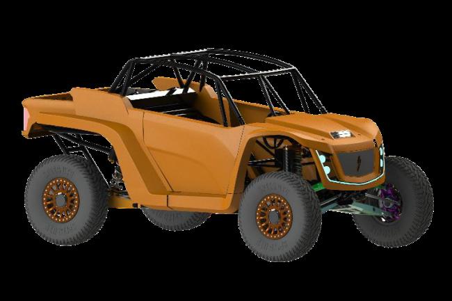 speed UTV baja bandit 2 seater narrow 95 inch wheelbase