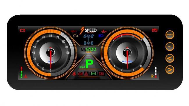 speed UTV dash 3