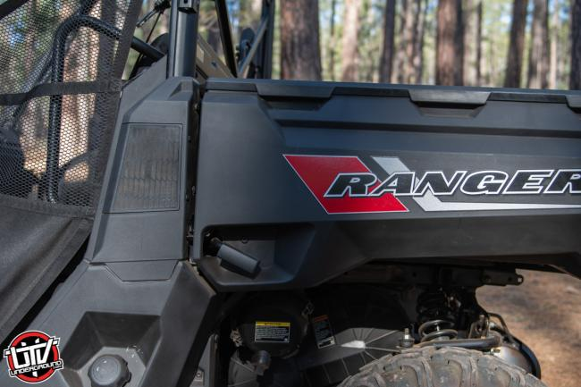 2020 Polaris Ranger 1000 Bed Handle