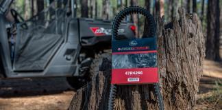 2020 Polaris Ranger 1000 gates g force redline cvt belt 47r4266