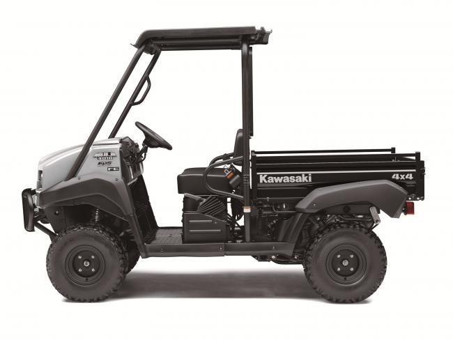 2021 Kawasaki Mule 4010 4x4 FE100