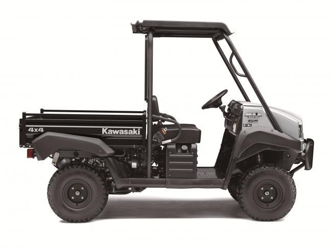 2021 Kawasaki Mule 4010 4x4 FE102