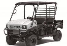 2021 Kawasaki Mule 4010 Trans 4x4 FE100