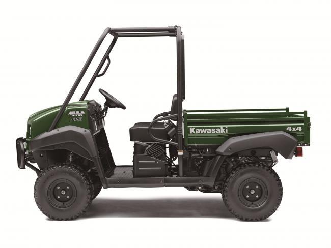 2021 Kawasaki Mule 4010100