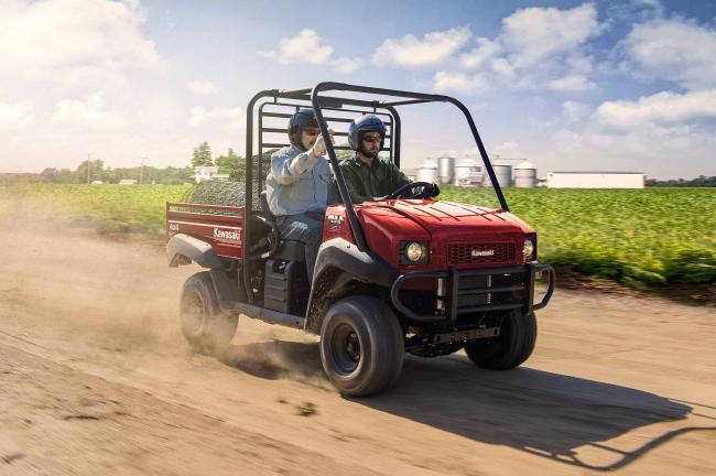 2021 Kawasaki Mule 4010105