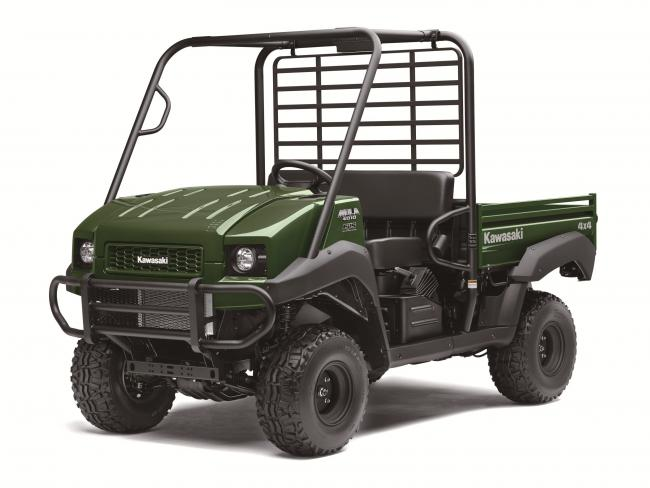 2021 Kawasaki Mule 4010106