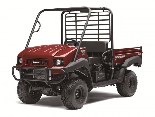 2021 Kawasaki Mule 4010108