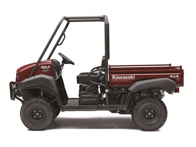 2021 Kawasaki Mule 4010109