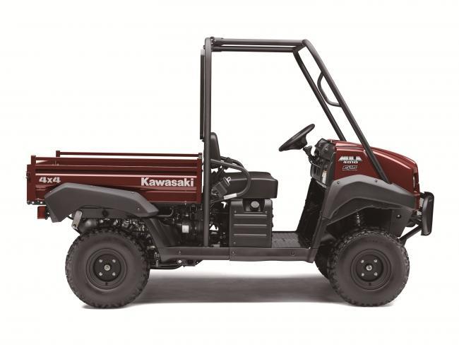 2021 Kawasaki Mule 4010110