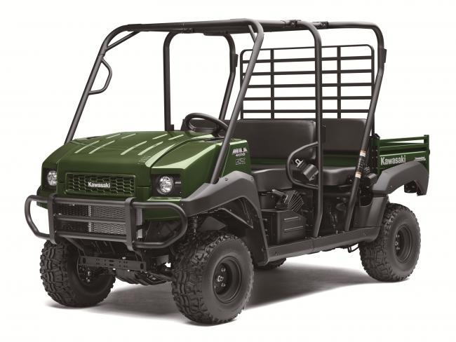 2021 Kawasaki Mule 4010111