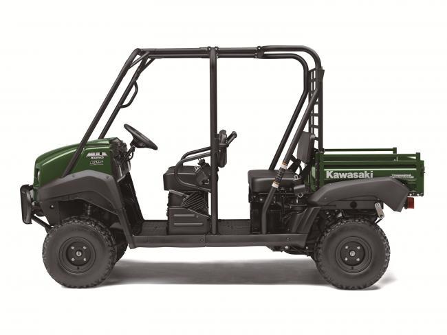2021 Kawasaki Mule 4010112