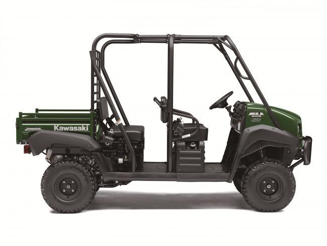 2021 Kawasaki Mule 4010113