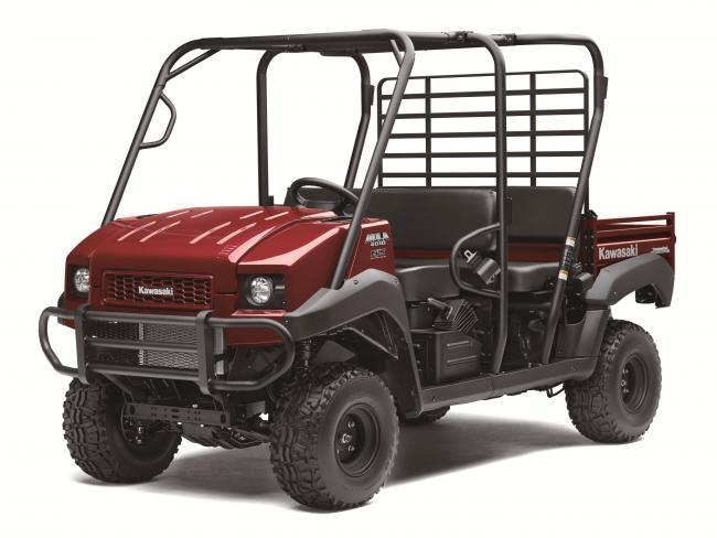 2021 Kawasaki Mule 4010114